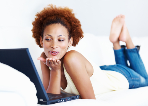 Black women and online dating